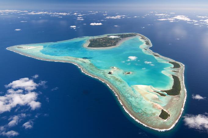 Cook Islands: Die südliche und nördliche Gruppe