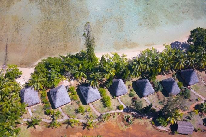 Hotels und Resorts auf Neukaledonien, Bild: Kanua