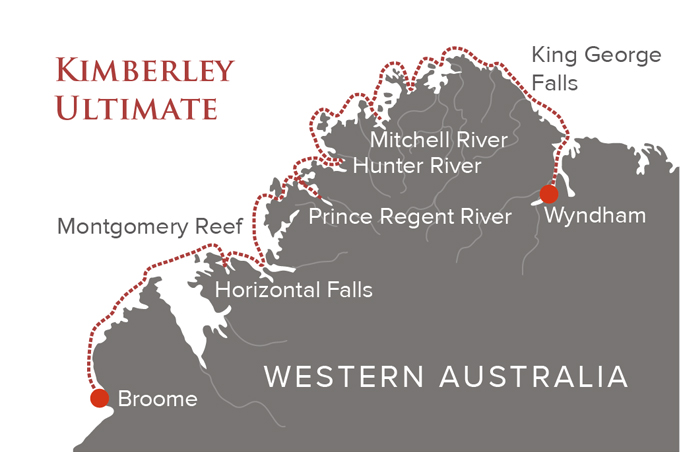 Kimberley True North
