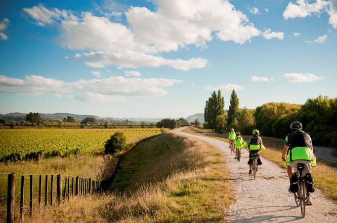 3 Tage/2 Nächte Radtour im Umland von Napier