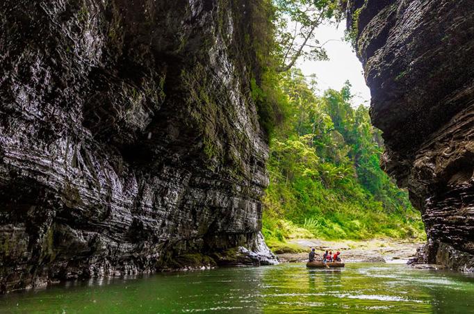 """Pacific Harbour: Der """"Abenteuerspielplatz"""" von Fiji"""