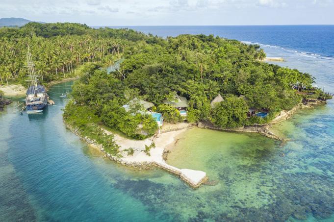 Hotels/Resorts auf den Fiji Inseln: Beispiel Savasi Island Resort