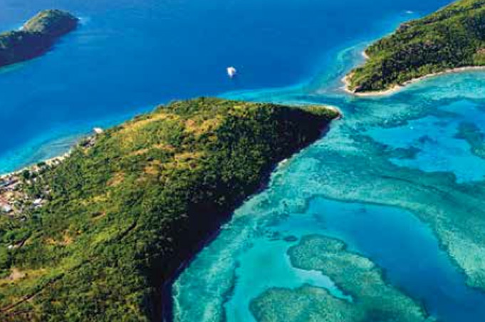 Yasawa Islands: Himmel auf Fiji. Die Inseln im Nordwesten
