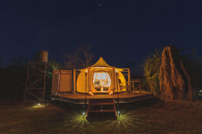 Ultimate Overnighter All-Inclusive-Erlebnis in Northern Territory