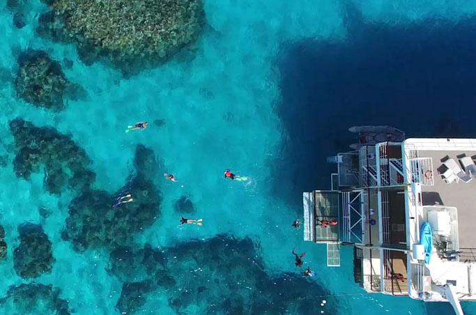 3 Nächte Cairns-Hinchinbrook Island-Cairns, Cabin