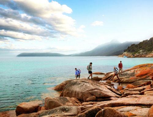 Freycinet Walk, Tasmanien Freycinet-Halbinsel geführt
