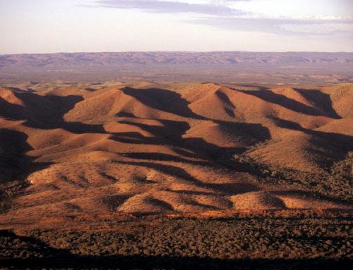 Red Centre MacDonnell Ranges, Bergkette Zentralaustraliens