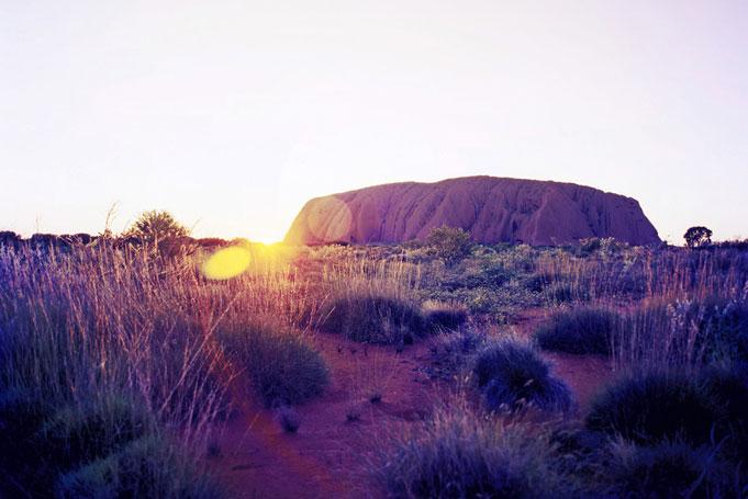 urlaub australien - Uluru