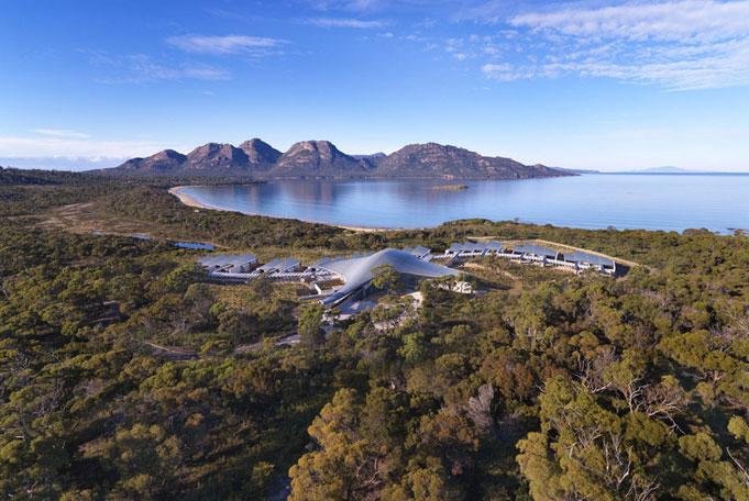 Tasmanien, vielfältige Landschaften fast unberührt