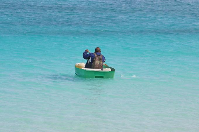 Neukaledoniens Hauptstadt: Nouméa, das Bild des Pazifiks