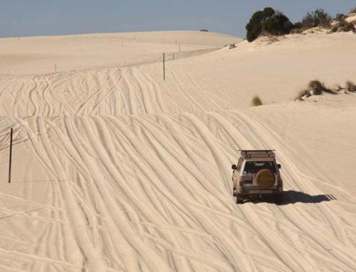 Top 100 Off-road Trips in Australien, selber erfahren
