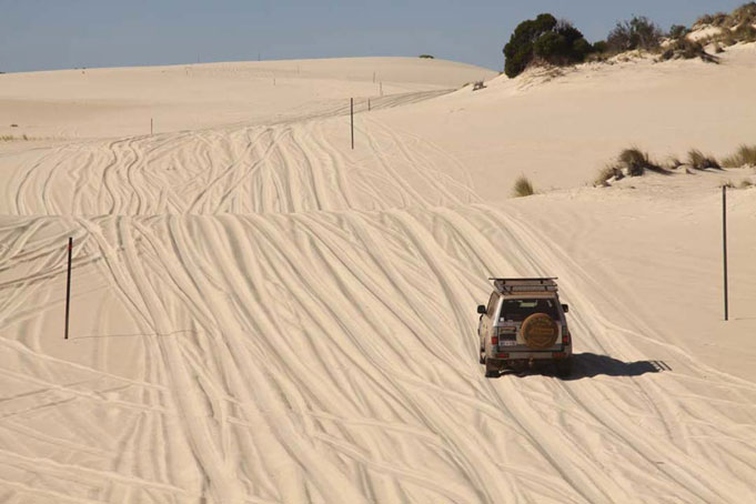 Top 100 Off-road Trips - urlaub australien