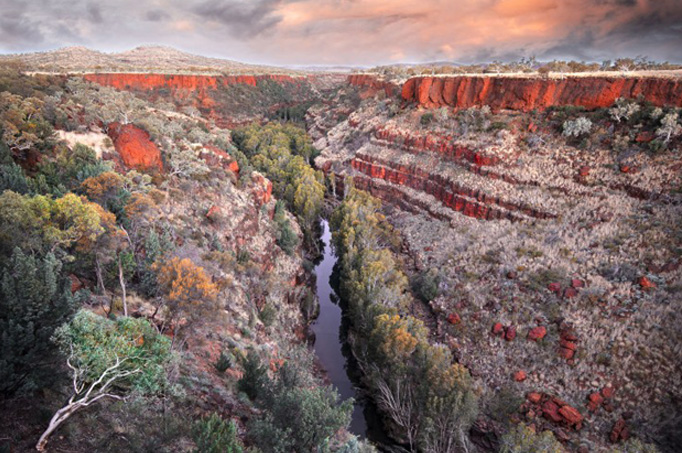 Karijini National Park im Outback der Pilbara