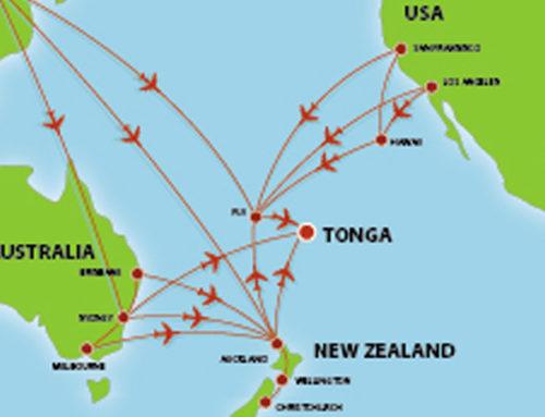 Vava'u in der nördlichen Vava'u-Gruppe von Tonga