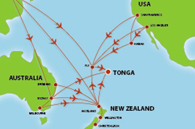 Die Geschichte des Königreichs Tonga