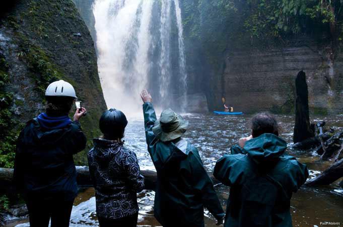 Whanganui River - längst befahrbare Wasserweg Neuseelands