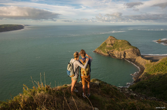 Great Barrier Island: 3 Tage Hikers Delight
