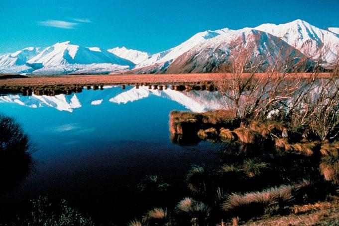 Lake Emma, Lake Camp und Lake Heron, Wandern und Mountainbiken