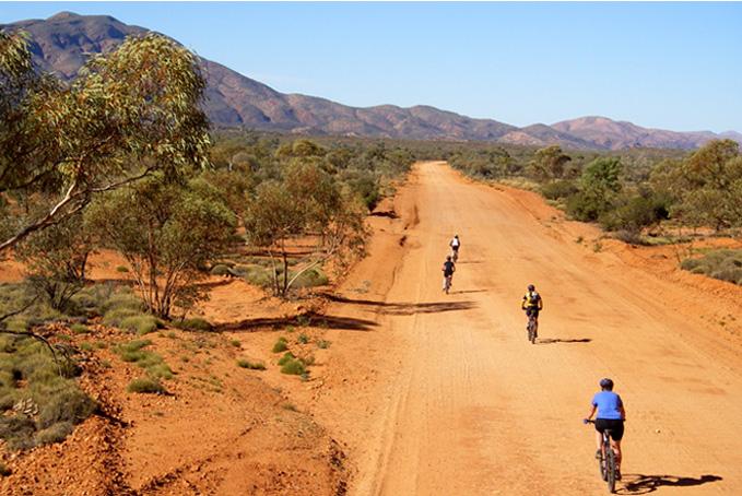 Fahrradtour Trans-Oceania Darwin to Queenstown