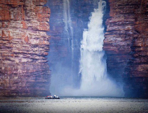 Australienveranstalter King George Falls