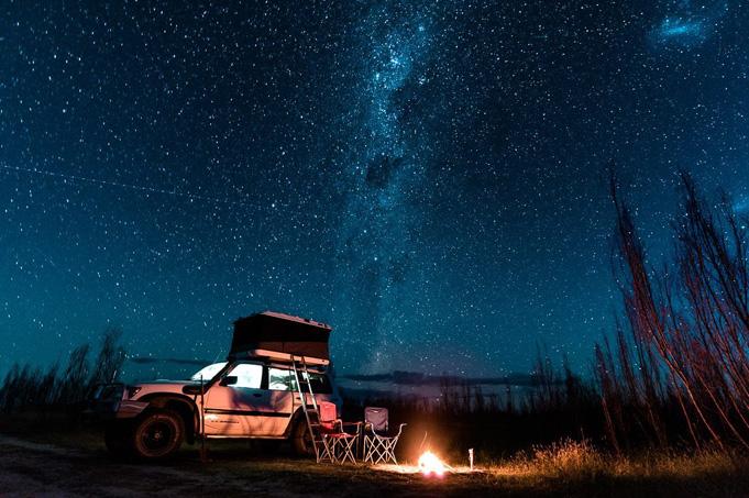 Tag Along Touren im Outback von NSW