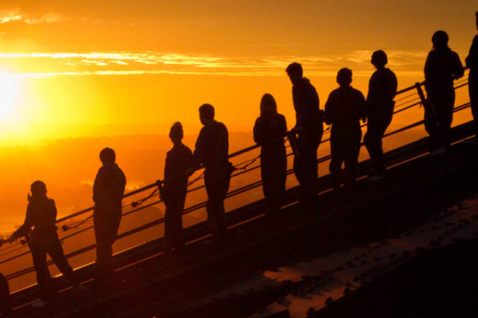 Sydney The Bridge Climb - Twilight Climb