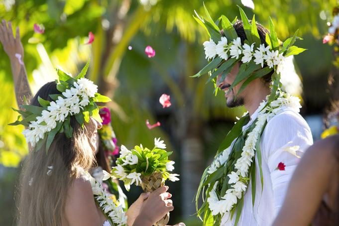 Heiraten in Französisch Polynesien: Tahiti, Moorea, Bora Bora